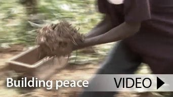 building peace film, Rwandan Stories